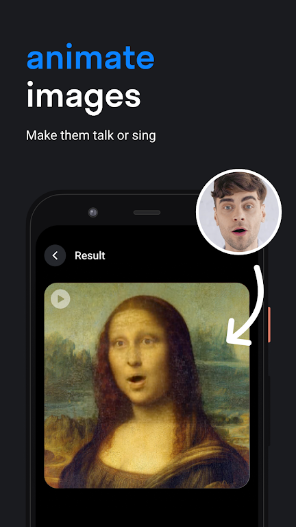 Reface: Face swap videos and memes with your photo  poster 1