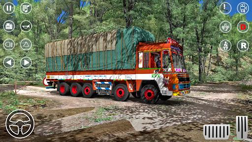 Indian Truck Cargo Game 2021 Real Truck Games 1.0 screenshots 2