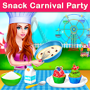 Carnival Funfair Snack Party Game