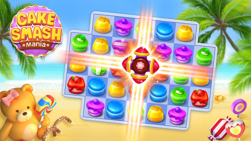 Cake Smash Mania - Swap and Match 3 Puzzle Game 3.0.5050 screenshots 7