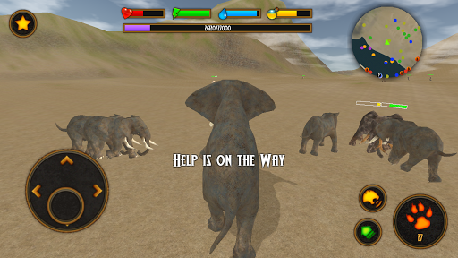 Clan of Elephant 1.2 screenshots 3