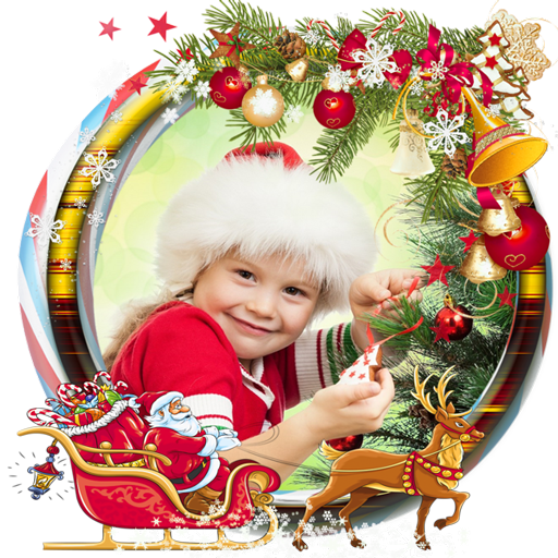 Christmas Photo Frames For PC Windows (7, 8, 10 and 10x) & Mac Computer