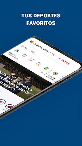 Azteca Deportes android2mod screenshots 2