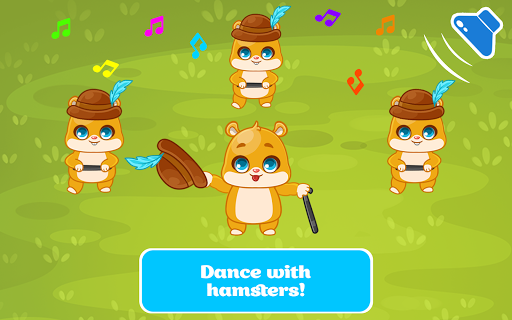 Babyphone - baby music games with Animals, Numbers 2.1.2 Screenshots 9