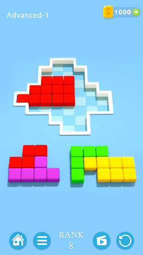 Puzzledom - classic puzzles all in one screenshots 1