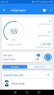 Hibernator Pro (MOD, All Unlocked) Download for Android 1