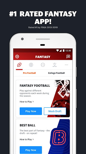 Yahoo Fantasy Sports - Football, Basketball & More 10.21.2 Paidproapk.com 1