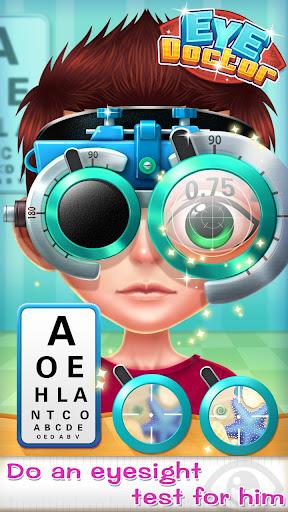 🏥👀Eye Doctor – Hospital Game 2.9.5038 screenshots 1