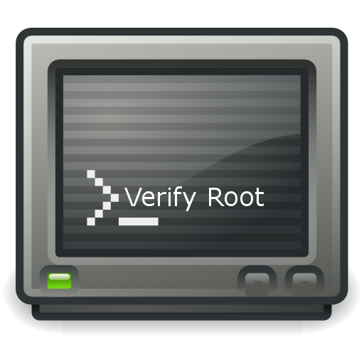 Verify Root For PC Windows (7, 8, 10 and 10x) & Mac Computer