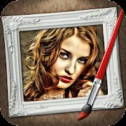 Portrait Painter  Icon