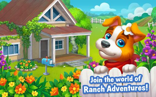 Ranch Adventures: Amazing Match Three  screenshots 18