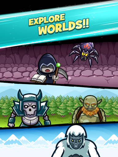 Merge Kingdoms - Tower Defense screenshots 23