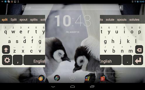 Multiling O Keyboard + emoji screenshots 9