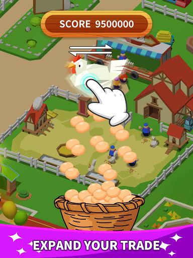 Idle Leisure Farm - Cash Clicker screenshots 9
