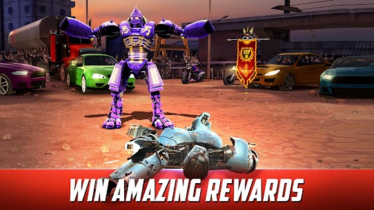 Real Steel World Robot Boxing MOD APK (Unlimited Money/Coins) 8