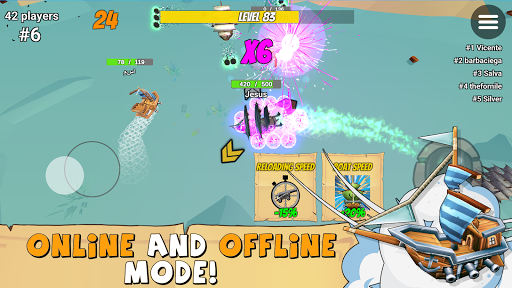 Ship.io - New online multiplayer io game for free 3.0 screenshots 2