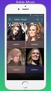 Adele songs offline (40 songs)