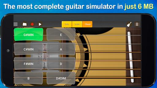 Guitar Solo HD ud83cudfb8 2.8.3 screenshots 1