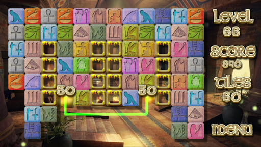 Pyramid Mystery Solitaire 1.2.2 screenshots 4