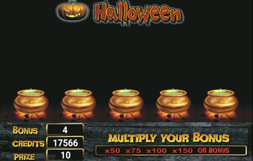 Slot Machine Halloween Lite 5.32 screenshots 3