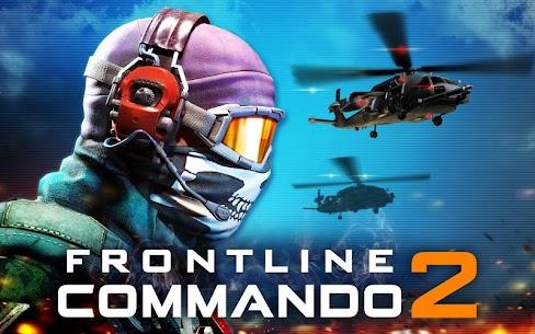 BAIXAR FRONTLINE COMMANDO 2 MOD APK – {Versão atualizada} 3