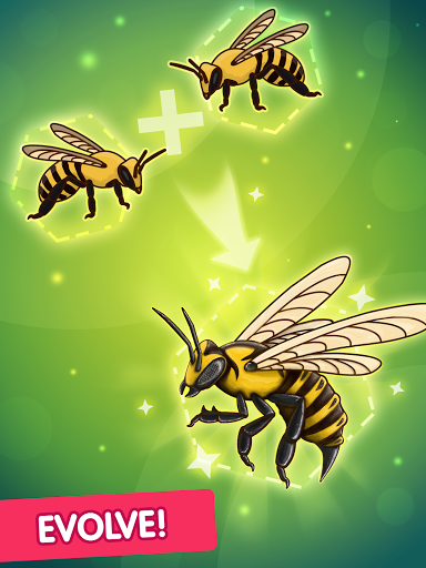 Angry Bee Evolution Apkfinish screenshots 4
