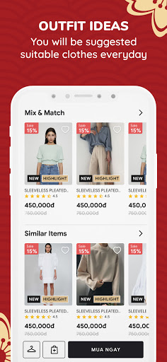 Smart Fashion: Try-on, Stylist & Shopping 1.2.4 Screenshots 5