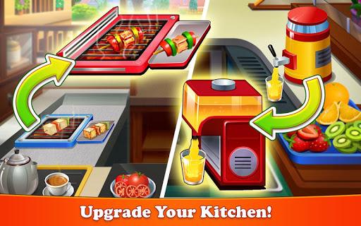 restaurant city: food fever - cooking games screenshot 3