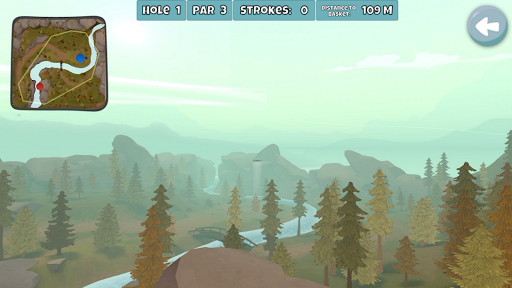 Disc Golf Valley 1.045 screenshots 3