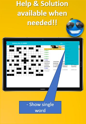 Fill it ins word puzzles - free crosswords screenshots 18
