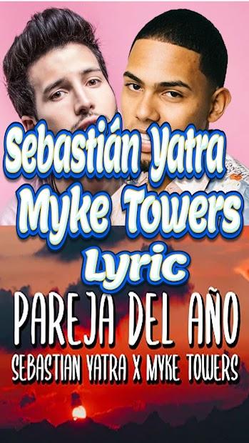 Imágen 4 de Sebastián Yatra, Myke Towers - Pareja del Año para android