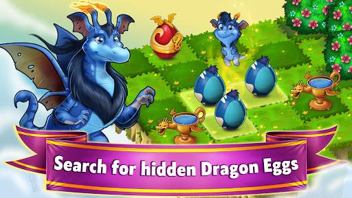 Dragon Land - Merge, Collect & Evolve Dragons! screenshots 4