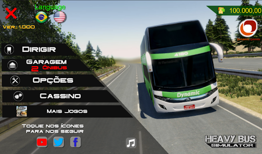 Heavy Bus Simulator Mod (Unlimited Money) 4