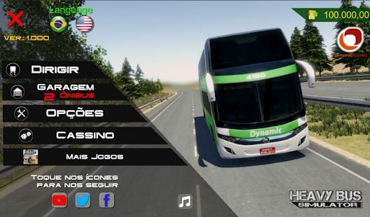 Heavy Bus Simulator 1.088 Screenshots 4