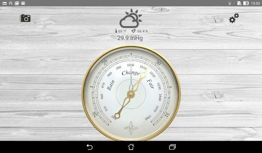 Barometer pro - free 3.8 Screenshots 9