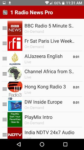 1 Radio News Pro For PC Windows (7, 8, 10, 10X) & Mac Computer Image Number- 6
