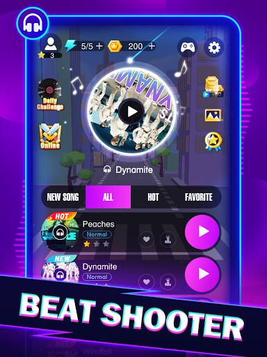 Beat Shooter - Music Rhythm Shooter: MUSIC BEAT 1.0.5 screenshots 7