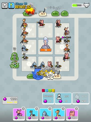 33RD: Random Defense 2.0 screenshots 12