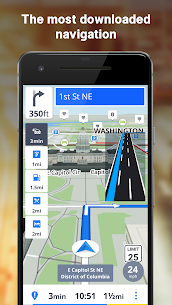 Sygic GPS Navigation & Offline Maps Mod Apk v18.8.2 (Unlocked) 1