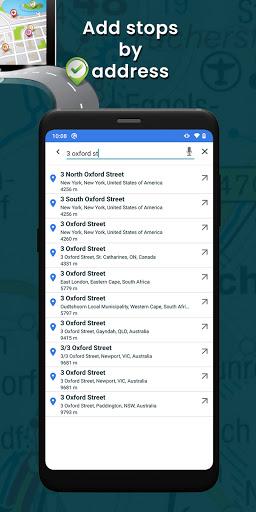 Multi Stop Route Planner Screenshots 3