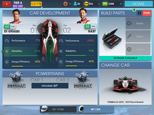 Motorsport Manager Racing  screenshots 13