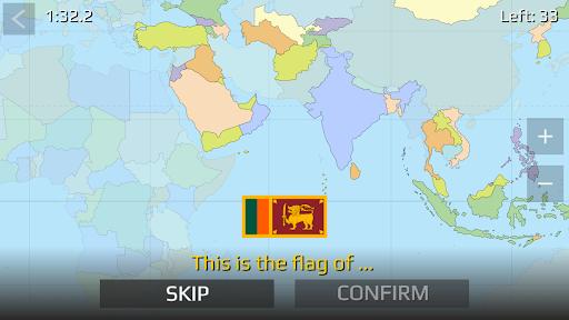World Map Quiz  screenshots 2