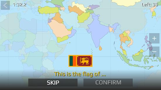 World Map Quiz 3.0 screenshots 2