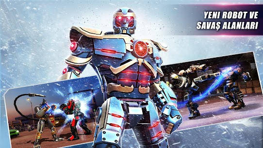 Real Steel World Robot Boxing + Para Hileli Apk v54.54.126 4