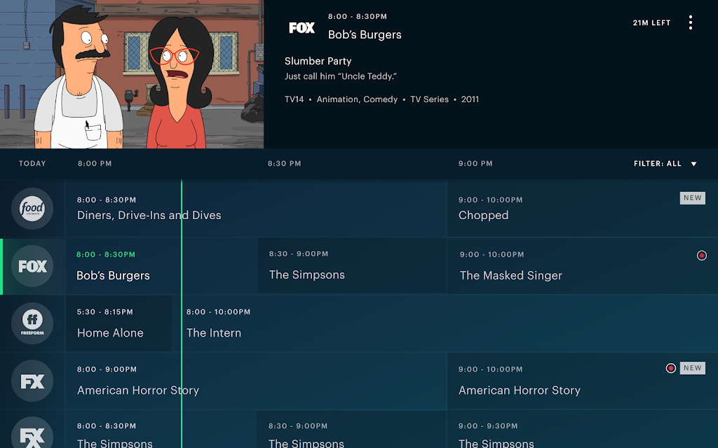 Hulu: Watch TV shows, movies & new original series poster 11