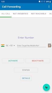 Call Forwarding Pro MOD APK 1.1.4 (PAID Free) 1