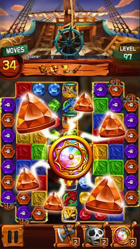 Jewel Voyage: Match-3 puzzle  screenshots 2