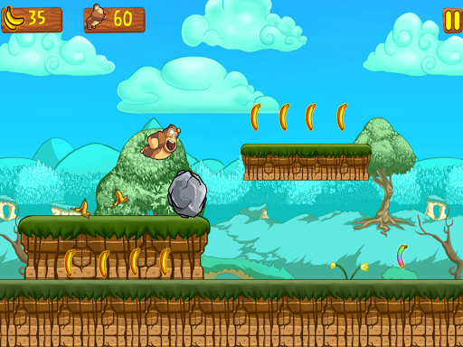 Banana King Kong - Super Jungle Adventure Run 3.1 screenshots 12