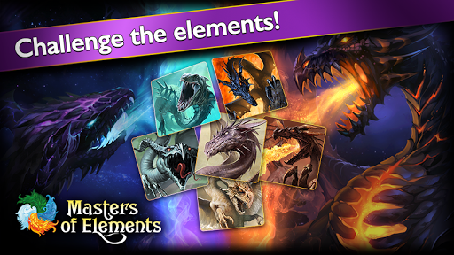 Masters of Elementsuff0dCCG game + online arena & RPG  screenshots 7