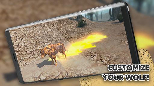 Wolf Simulator Evolution screenshots 3